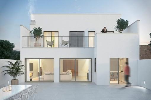 Hochmodernes Objekt mit modernster Haustechnik in Campos