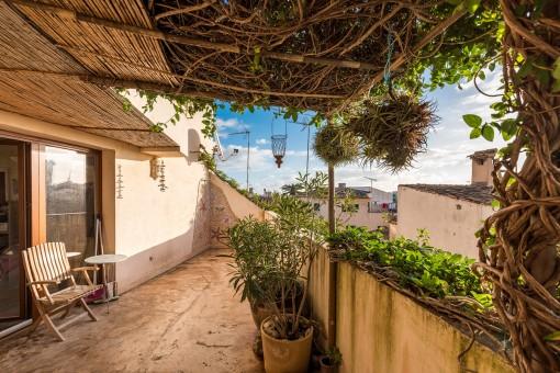 Einzigartiges Stadthaus mit unverwechselbarem Charme im Herzen von Santanyí