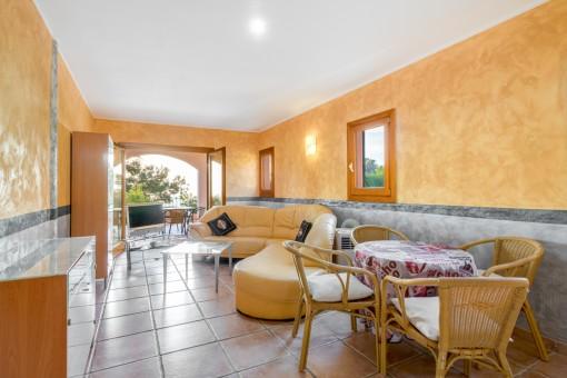 Gästeapartment mit Terrassenzugang