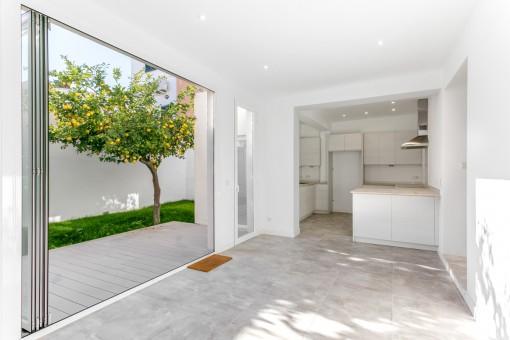 Bezaubernd renoviertes Steinhaus mit Garten und Sonnenterrasse in Alaró