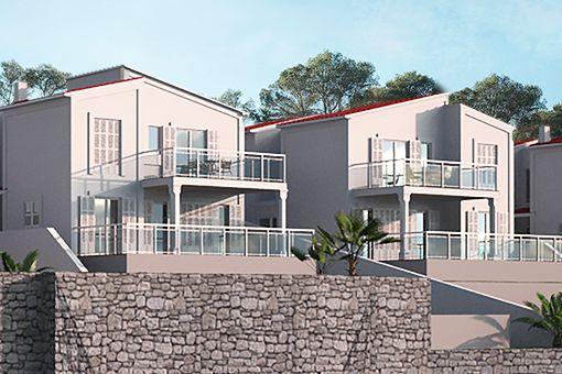 Haus mit Pool in Strandnähe bei Santanyí