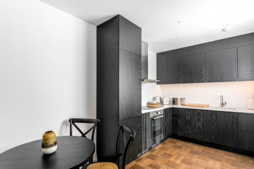Wundervolle, moderne Küche