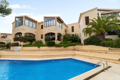 Tolle Erdgeschosswohnung in Canyamel nur wenige Minuten vom Strand und Golfplätzen entfernt