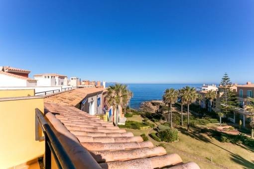 Wunderschönes Penthouse in erster Meereslinie in Betlem