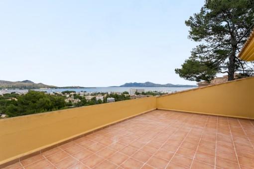 Fantastische Meerblick-Villa in Port Pollença