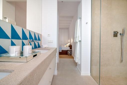 Badezimmer en Suite