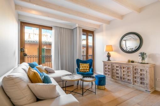 Luxus, höchste Qualität vereint im historischen Zentrum von Palma
