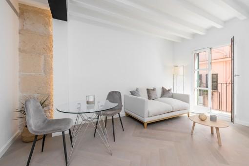 Traumhafte, helle Wohnung in der Altstadt von La Lonja