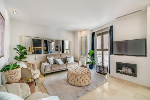 Stilsichere, neuwertige Wohnung in Santa Catalina