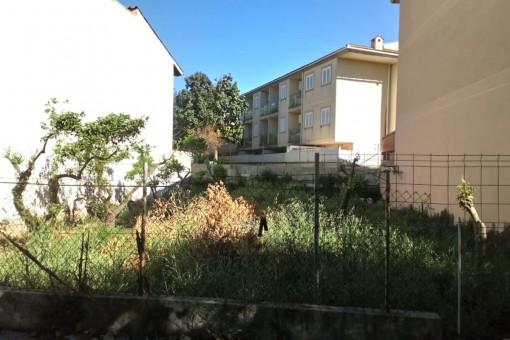 Moderne Wohnung im Bau zwischen Alcúdia und Bahía de Pollença