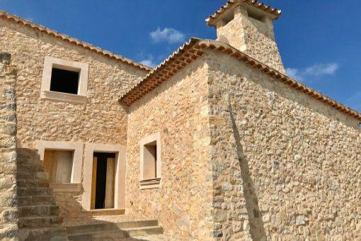 Typisches mallorquinisches Haus