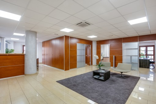 Einmalige Gelegenheit: repräsentative, großflächige Büroetage in Top-Lage von Palma nahe Plaça Mayor