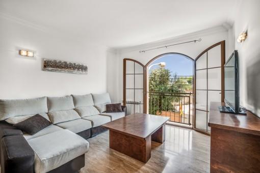Schöne Wohnung im Zentrum von Cala Ratjada und nur wenige Gehminuten vom Strand Son Moll entfernt