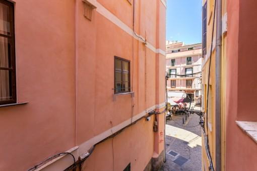 Entzückendes Appartement im Herzen der Altstadt von Palma