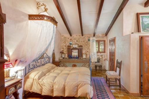Eines von 12 Schlafzimmern