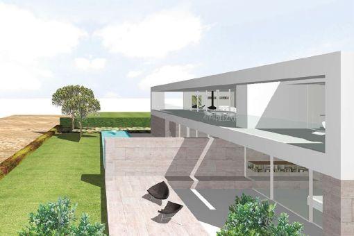 Plan des Projektes