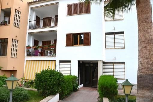 Ideale Lage - Tolle, strandnahe Wohnung in Santa Ponsa