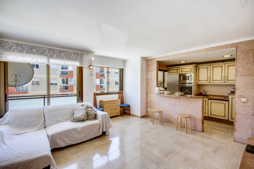 Gemütliche Wohnung in beliebter Wohngegend in Sa Torre