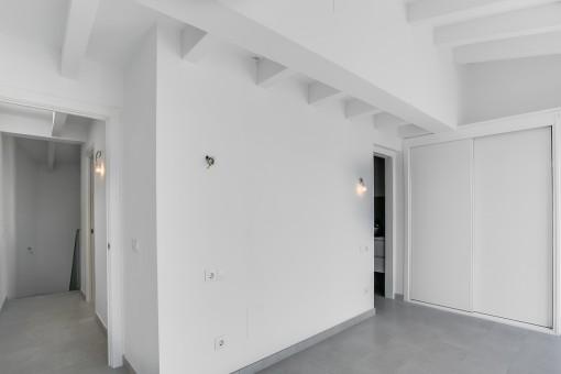 Schlafzimmer mit Badezimmer en Suite