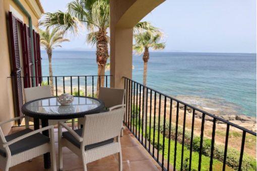 Wundervolle Penthouse-Wohnung in erster Meersilinie in Betlem