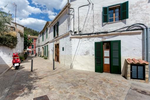 Stadthaus aus dem 19. Jahrhundert in Alaró mit vielen Möglichkeiten