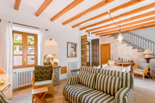 Malerisches Dorfhaus in Mancor de la Vall