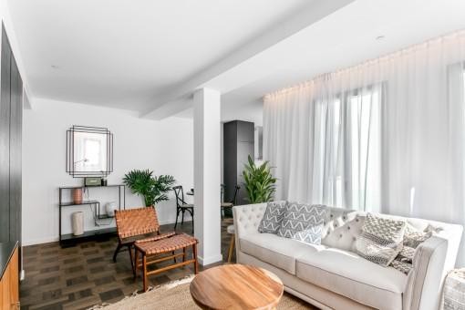 Edle Wohnung in El Terreno, mit Hotelservice, ein ausgezeichnetes Investitionsobjekt