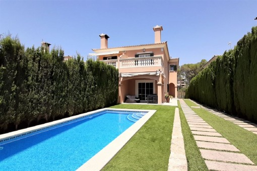 Top Preis - Doppelhaushälfte im Süden Mallorcas in Puig de Ros