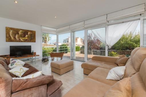 Gepflegte Villa in einer ruhigen Wohngegend in der malerischen Küstenstadt Porto Colom