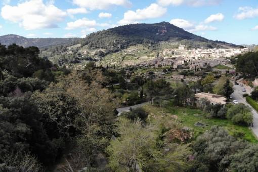 Fantastisches Grundstück bei Valldemossa