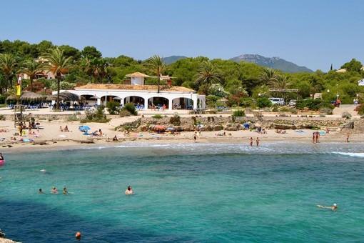 Strand von Cala Murada
