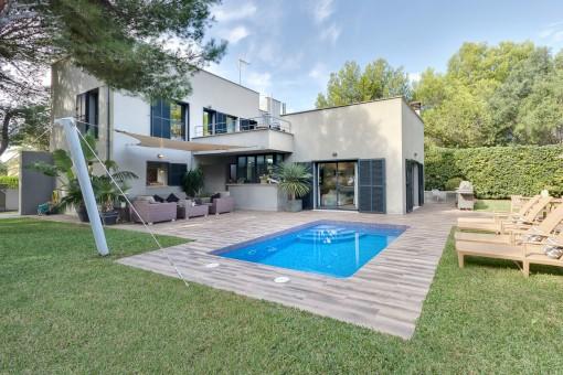 Stilvolle Villa mit einzigartigem Flair in Vallgonera