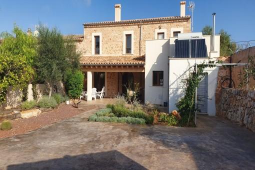 Komplett restauriertes Dorfhaus in Santanyí