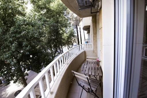 Geschmackvoll eingerichtete Wohnung in El Molinar, nur 300 m zum Strand