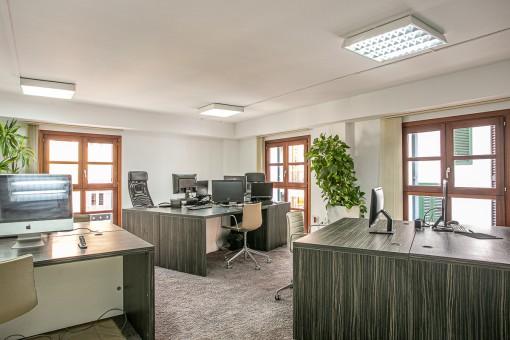 Ohne Kommission: Repräsentative, großflächige Büroetage in Top-Lage von Palmas Altstadt