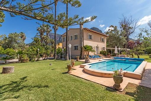 Villa in Valldemossa zur Langzeitmiete