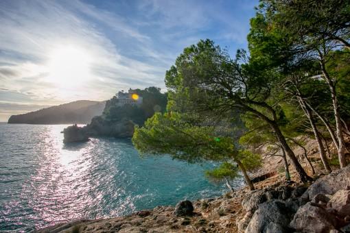 Seltenes Juwel  - Grundstück in erster Meereslinie in Camp de Mar