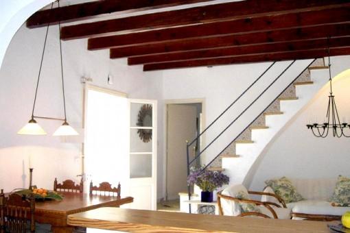 Gemütliches und charmantes Haus in Andratx