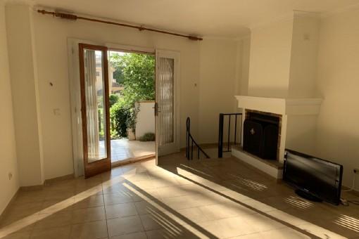Wohnung mit Potential in bevorzugter Gegend von Santa Ponsa
