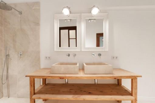 Wundervolles Badezimmer