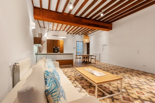 Sehr schön renovierte Wohnung