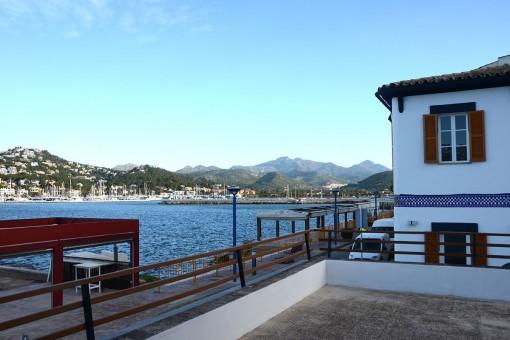 Haus in Traumlage direkt am Hafen von Port Andratx