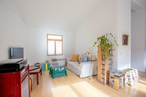Separater Wohnbereich