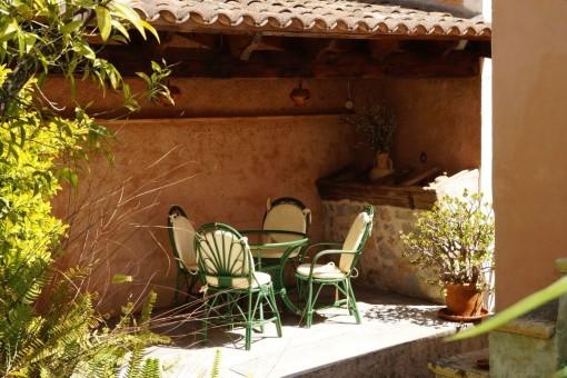 Renoviertes mallorquinisches Dorfhaus mit Charme, romantischem Garten & Ferienvermietlizenz in Artà