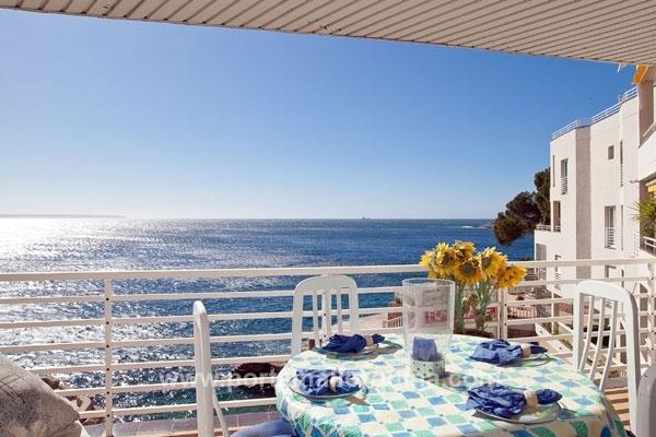 Wunderschönes Meerblick Wohnung in Illetes