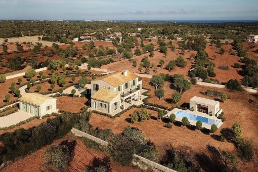 Erstklassiges Anwesen mit Pool in exzellenter Lage in Santanyí