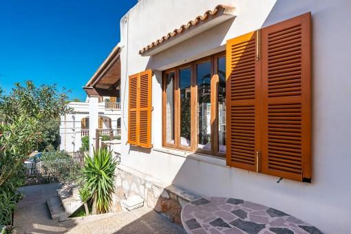 Terrassen - und Gartenbereich
