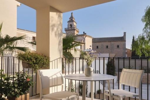 Wunderschöne Neubau-Luxuswohnung, hochwertig ausgestattet, zum Erstbezug im Herzen von Santa María