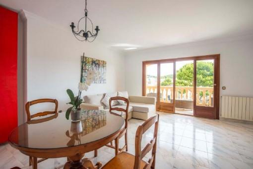 Komfortable Wohnung im Zentrum von Cala Ratjada mit 3 Schlafzimmern und 2 Bädern