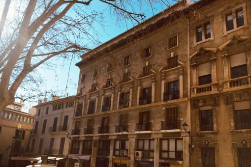 Saniertes Apartment im Herzen der Altstadt von Palma ab sofort frei - Erstbezug